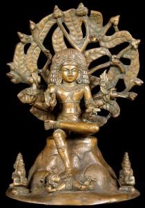Dhakshinamurti, Shiva as the south facing lord