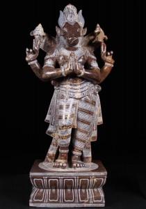 Nandi in human form as Nandikeshwara