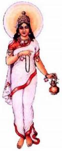 Navratri, Hindu Goddess Brahmacharni, durga