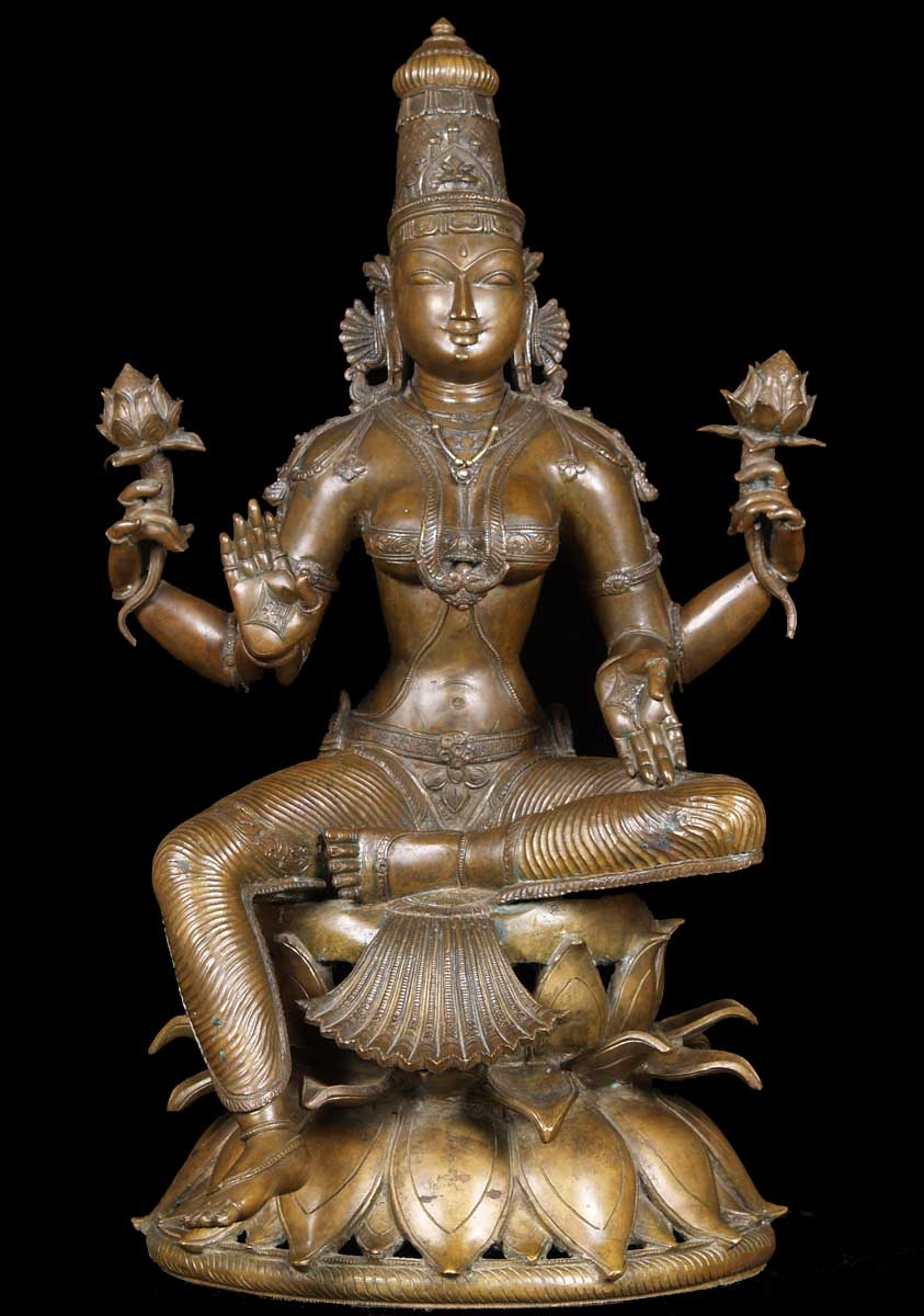 View all our Lakshmi Goddess of Wealth Statues