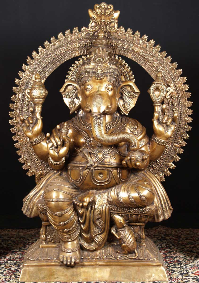 Shop all our Ganesh Statues