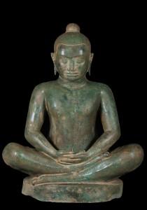 "Cambodian King Jayavarman VII Statue 37"""