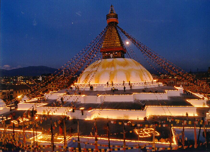 Boudhanath-temple-nepal