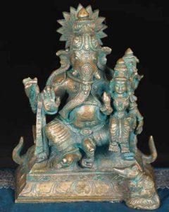Shakti Ganapati