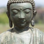 3rd eye of Lord Buddha