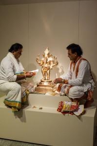 ganesh, puja ceremony