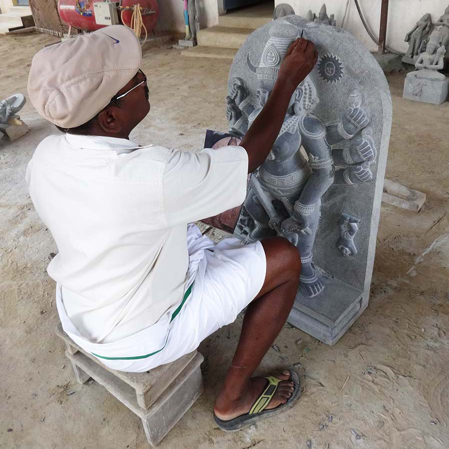 Indian Stone Artists