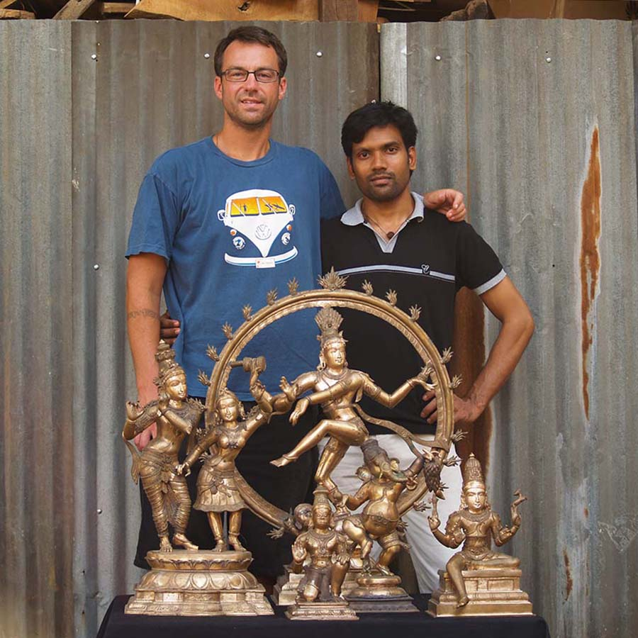 Indian Bronze Artists