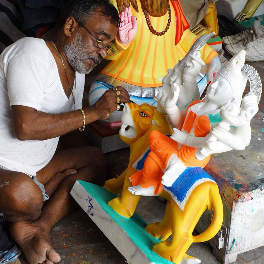Indian Marble Artists