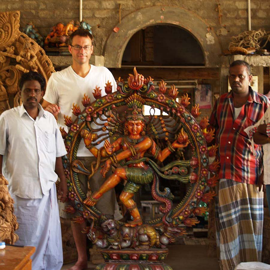 Indian Wood Artists