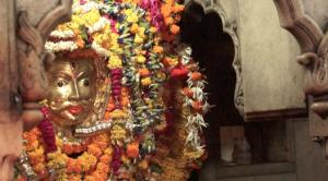 Kala Bhairava at Varanasi