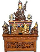 Tibetan & Nepali Statues for sale