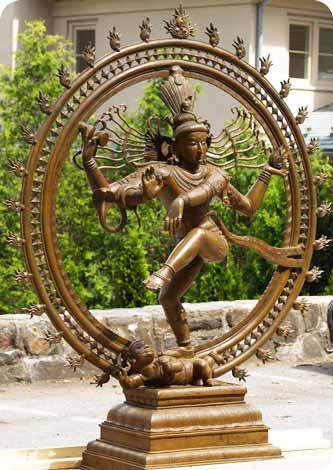 Hindu God Lord Of Dance Nataraja