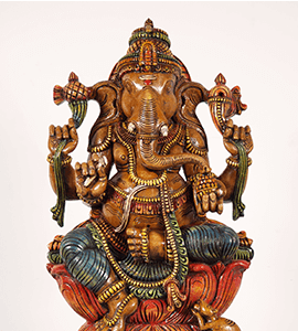 Hindu God Ganesh Statues for sale