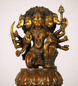 | Hindu Gods & Buddha Statues