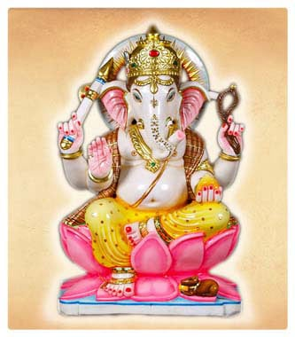 The Hindu God Lord Ganesh: The Remover of Obstacles