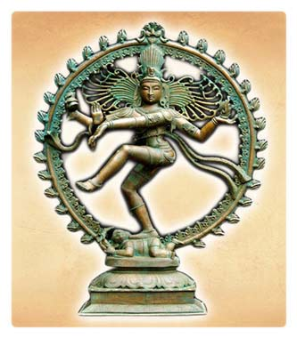 Shiva As the Hindu God of Dance, Nataraja: The Lord of Dance
