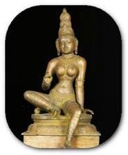 Hindu goddess Shakti