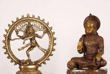 Hindu Brass statues for sale