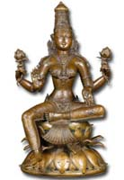 Hindu Goddess Lakshmi Statues for sale