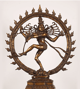 Hindu God Shiva Nataraja statues for sale