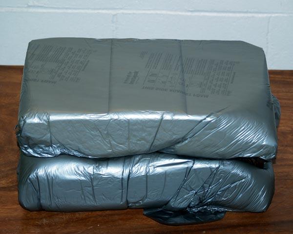 Foam Packing, Lotus Sculpture Packing Process