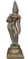 Hindu Goddess Parvati statues for sale