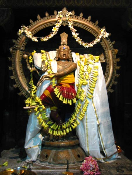 Nataraja Puja Statue