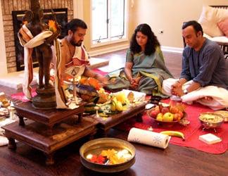 Hindu Puja, Hindu Ceremony, Hindu Worship, Worshipping God, Puja
