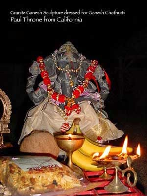 Granite ganesh