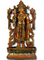 Hindu God Vishnu statues for sale