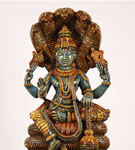 Shop for Hindu God Vishnu statues