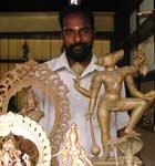 Suri's Bronze Statues of Hindu Gods