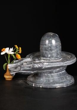 Sold Shiva Amp Shakti Seated On Nandi 36 Quot 59w17y Hindu