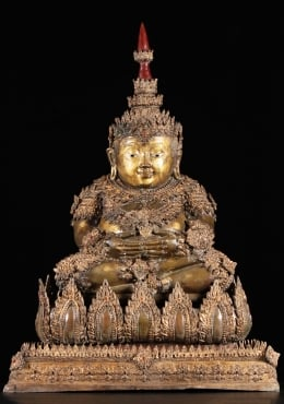 Masterpiece Thai Royal Songachai Statue 34