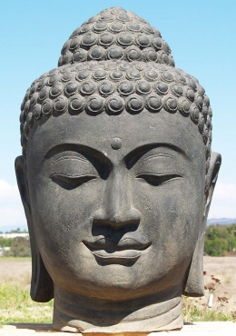 PREORDER Large Buddha Head Fountain 50
