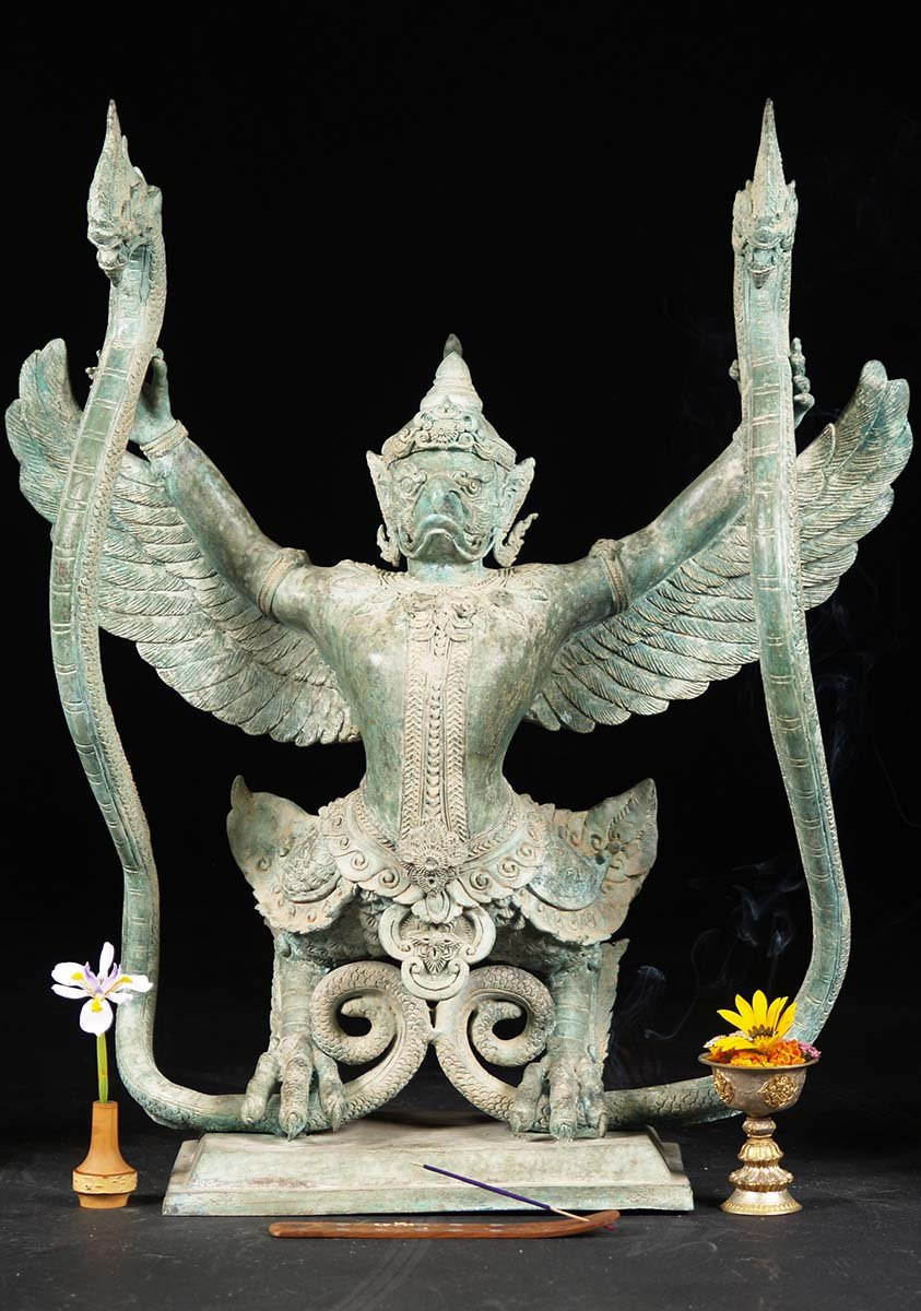 garuda sculpture - photo #45