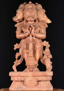 3 Headed Hanuman, Narasimha & Varaha 30