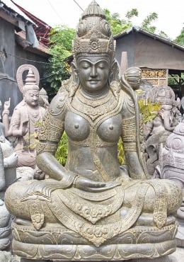 Custom Order for Large Devi Tara Statue 83