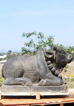 Sold Standing Bronze Shiva Sculpture 26 Quot 57b58 Hindu