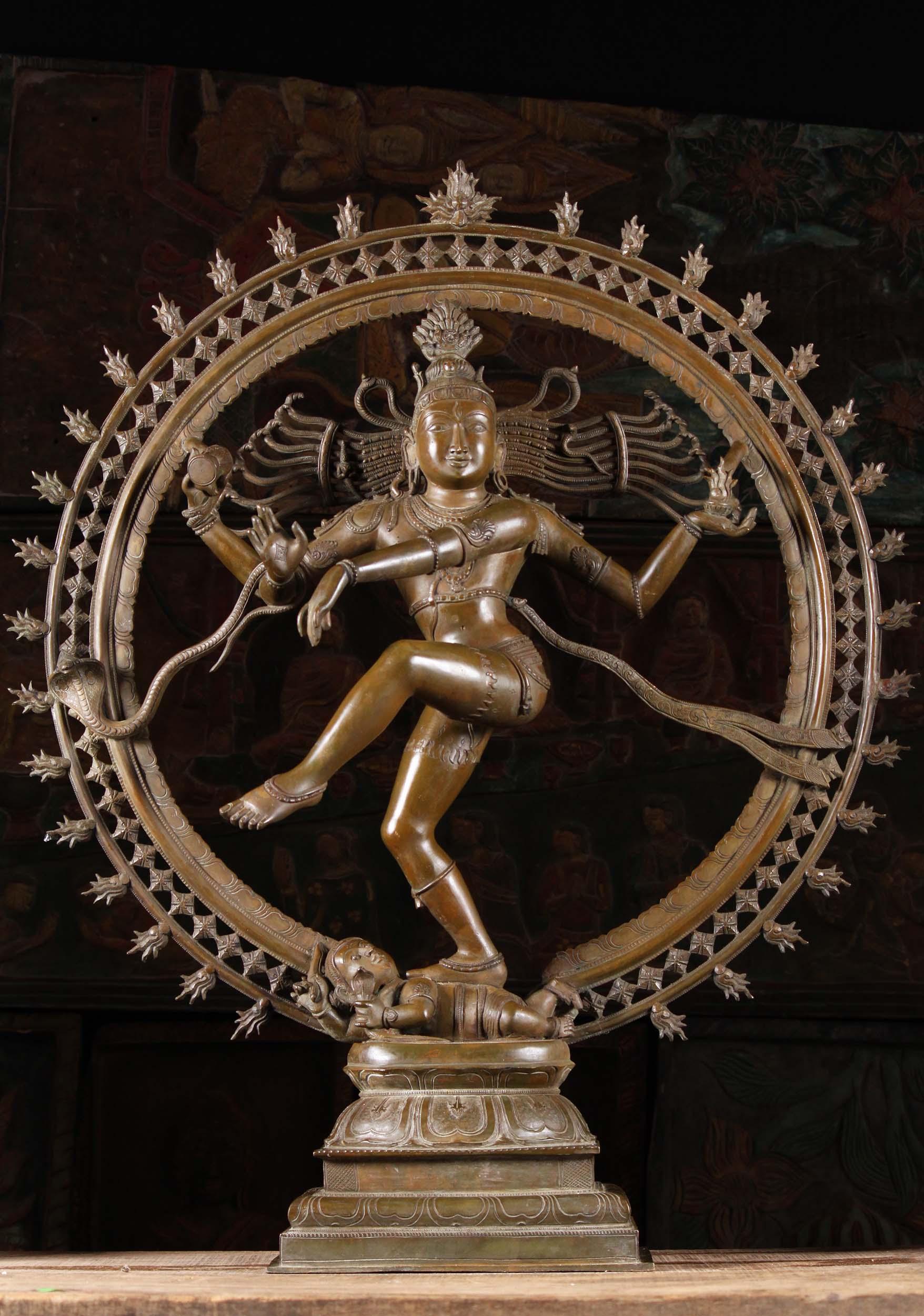 Image result for nataraja statue