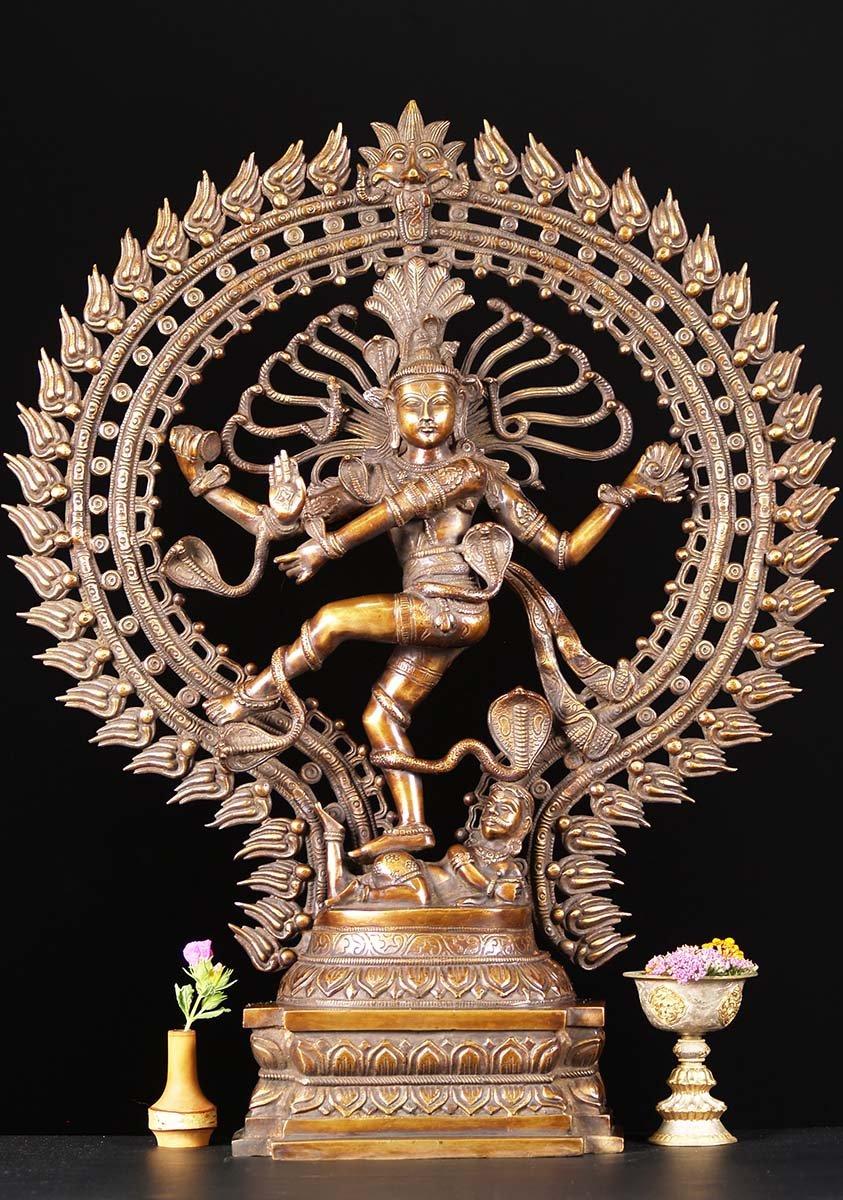 Shiva As the Hindu God of Dance, Nataraja: The Lord of Dance