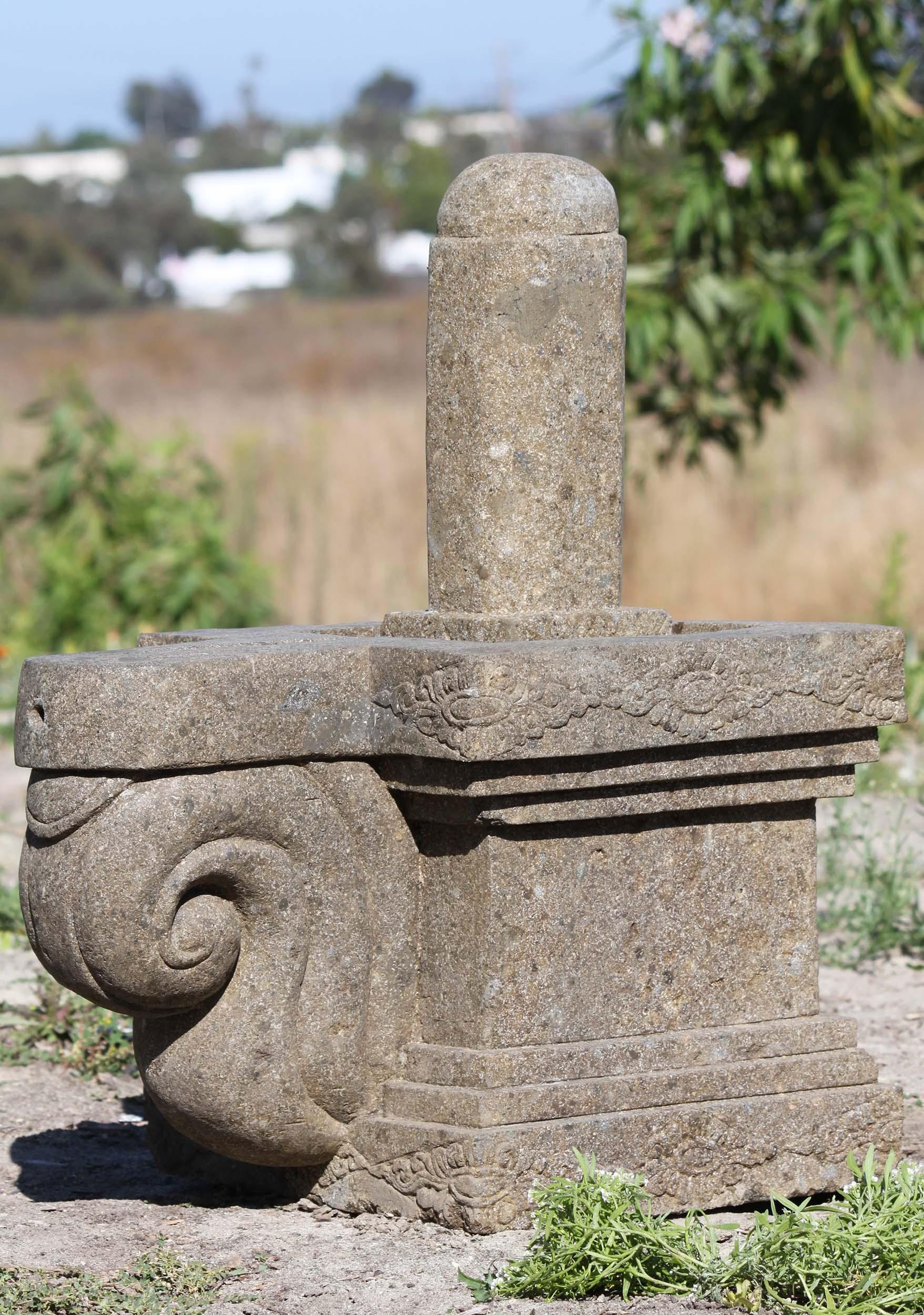 Stone Garden Shiva Lingam Sculpture 25 Quot 118ls11 Hindu
