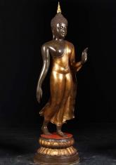 """Sukhothai erleuchtet zu Fuß Buddha 55"""""""