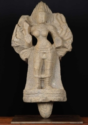 Antique Shakti Marriaman Statue 36