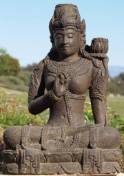 RESERVED Stone Devi Tara Sculpture 35
