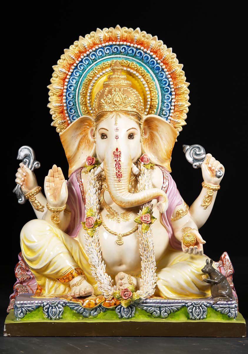 ganesha and idols Find beautiful brass ganesha statues, ganpati murti, idols and sculptures in different sizes, colors, styles and price ranges free shipping buy online now.