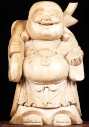 Fat Buddha of Wealth 16