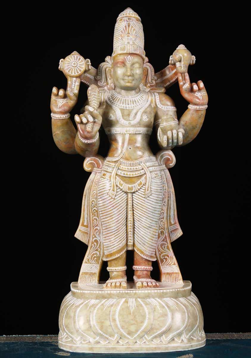 Marble Ayurvedic God Dhanvantari 16 Quot 65m12 Hindu Gods