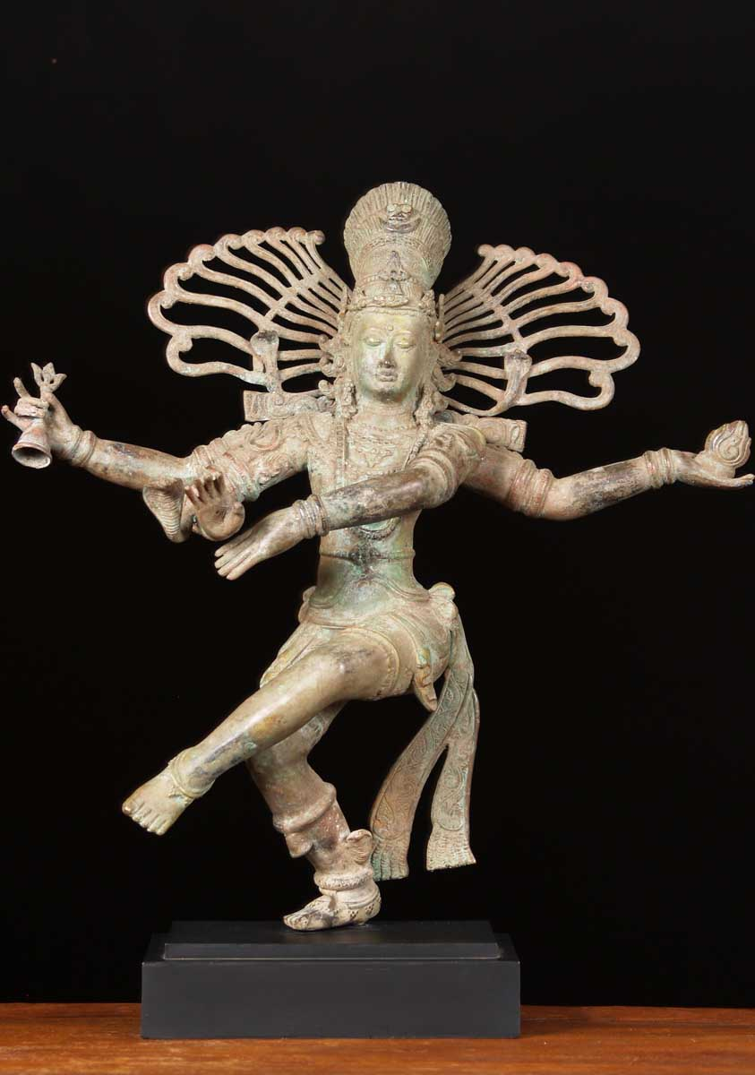 a depiction of shiva nataraja a sculpture of dancing god Nataraja is a depiction of the hindu god shiva as the cosmic ecstatic dancer the  pose  a statue of shiva engaging in the nataraja dance at cern in geneva,.